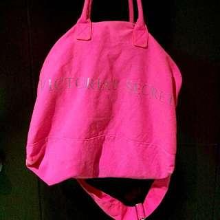 Pink Travel Bag