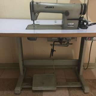 Juki industrial highspeed sewing machine