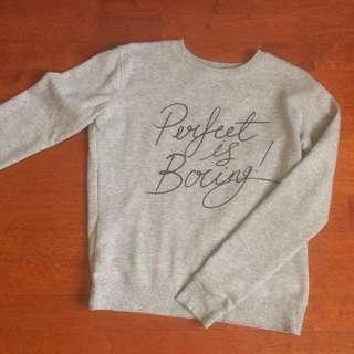 COTTON ON Grey Jumper Sweatshirt