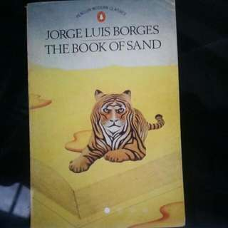 Jorge Luis Borges The Book Of Sand