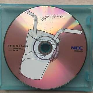 NEC CD 700MB ($1/pc)
