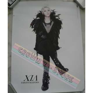 [READY STOCK]JYJ JUNSU KOREA OFFICIAL POSTER 1PC SHIP USING TUBE (PRICE NOT INCLUDE POSTAGE)(PLEASE READ DETAILS FOR MORE INFO)