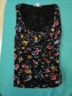 Authentic MANGO Sleeveless Top