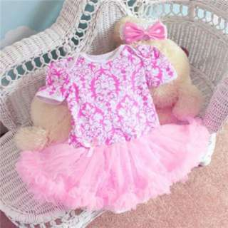 FLOWER TUTU ROMPERS (FF043)