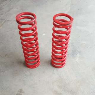 Adjustable  Spring