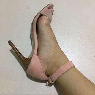 Forever 21 Pink Heels