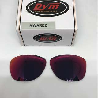 8365ce3055b Jupiter Ruby Red POLARIZED Dym Replacement Lenses for Oakley Jupiter  Sunglasses