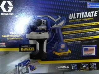 Graco ultra cordless airless sprayer