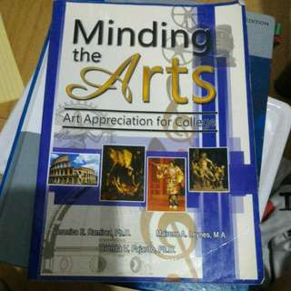 Minding The Arts