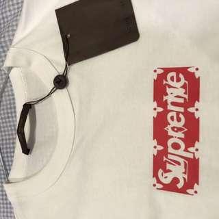 Lv supreme tshirt