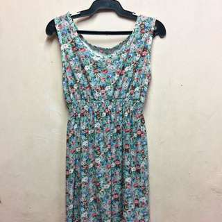 Chic a booti Floral Dress