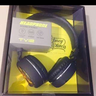 100% new head Phones 全新耳機
