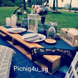 Little Picnic Planners Outdoor and Indoor
