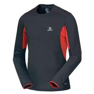 SALOMON Dry-fit long sleeve