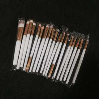 BN 18 pcs Make Up Brushes Set