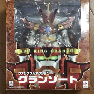 MEGAHOUSE VARIABLE ACTION 魔動王 地隱俠