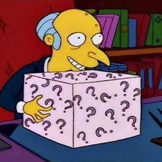 !!!mystery box!!!