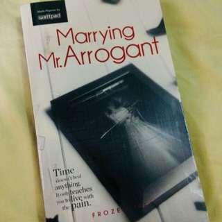 Marrying Mr.Arrogant
