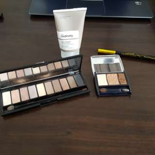Makeup clearance! The Ordinary, loreal, Maybelline