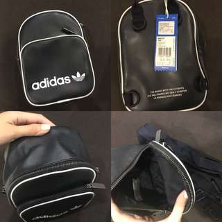 Original adidas mini back pack