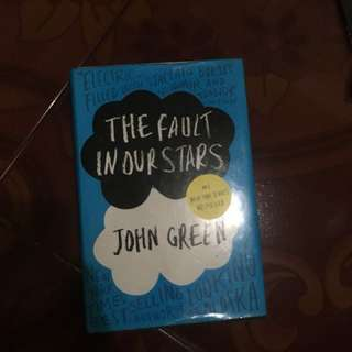 The Fault In Our Stars - J. Green
