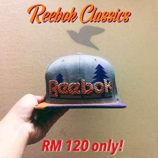 RARE Reebok Snapback!