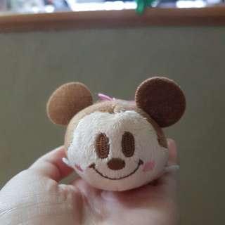 Tsum Tsum Minnie Mouse Stuffed Keychain toy