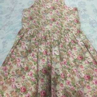 Teaberry Children's Dress