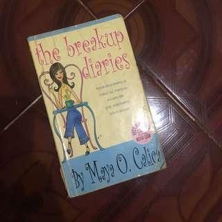 The Breakup Diaries - M. Calica