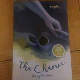 "novel ""the chance"" from wattpad"