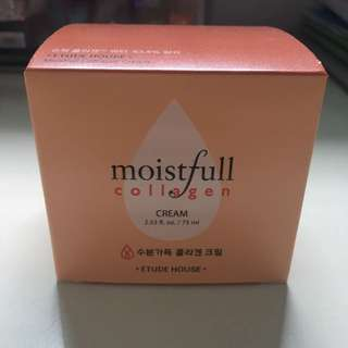 Etude House-Moistfull Collagen Cream