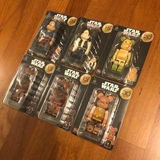 Star Wars Bearbrick Japan Exclusive