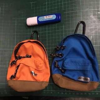 全新 UTDOOR 正版 非常小 超秀珍 卡哇衣 超迷你 限量 背包 🎒UTDOOR 零錢包 小物 出門帶它就夠炫了