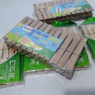 Wooden cloth peg / Bamboo peg