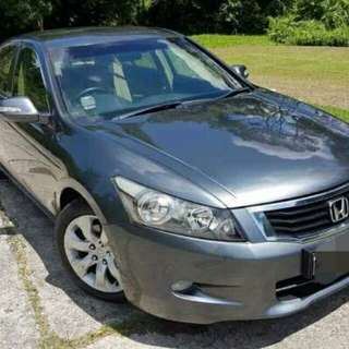 HONDA ACCORD 2.4(A) I VTEC 2008