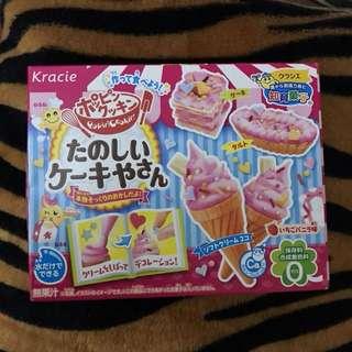Kracie Popin Cookin ice cream