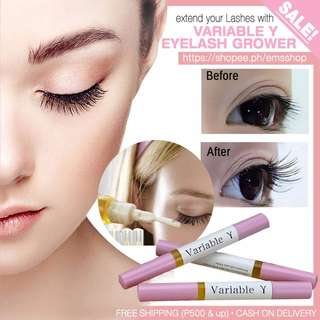 Variable y eyelash grower 100 %