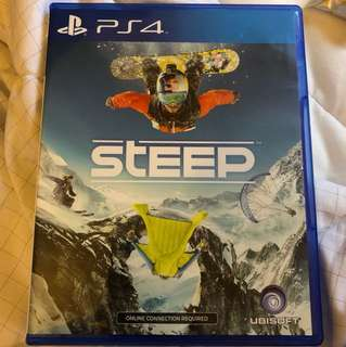 PS4 Game - Steep
