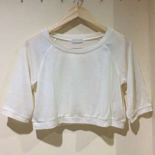 Crop top import