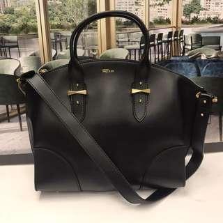 Alexander McQueen Leather Handbag