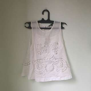 Atasan lace