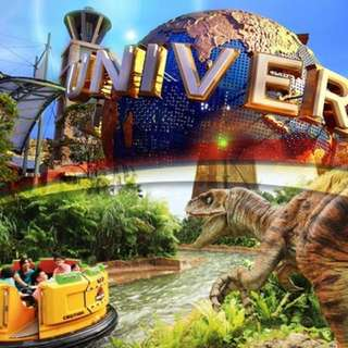 Universal Studio 🇸🇬 For 3rd 4th January