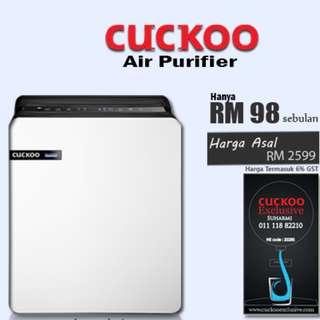 Penapis udara cuckoo