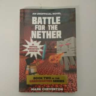 Battle for the Nether Book Number 2