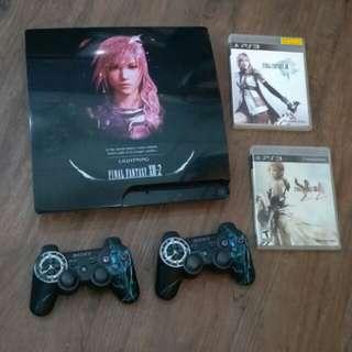 Final Fantasy PS3 Slim
