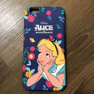 (包郵) 愛麗絲 iphone6plus case