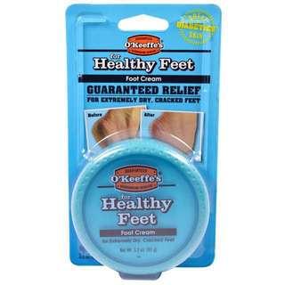 O'keeffe's , For Healthy Feet, Foot Cream, 91g