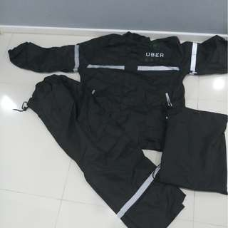 XL size raincoat