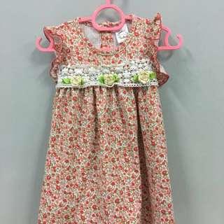 Tenderly Flower Dress