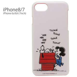 Snoopy iPhone 8/7 /7s /6 /6s 手機殼